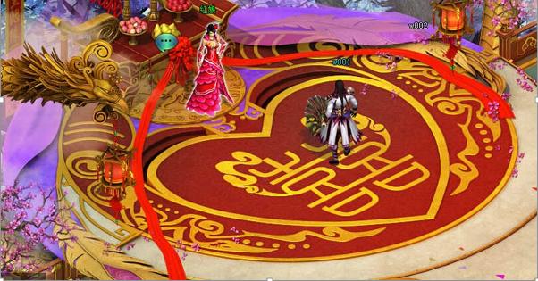 《獨步天下》【改版內容】婚姻系統,世界上芸芸眾生