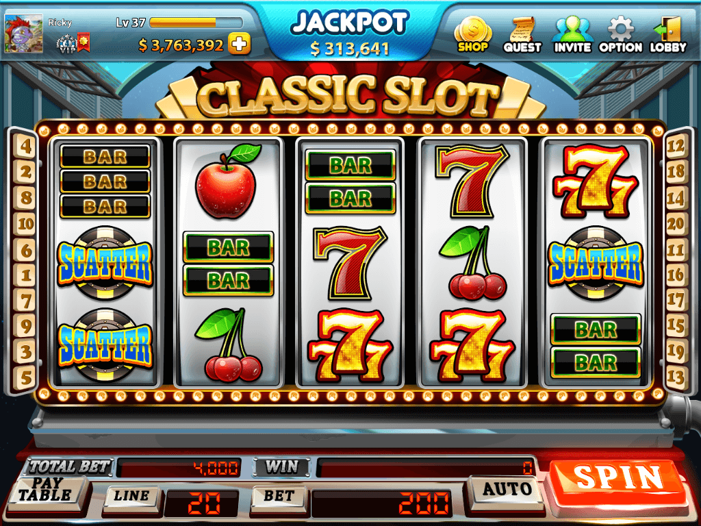 game slot termudah